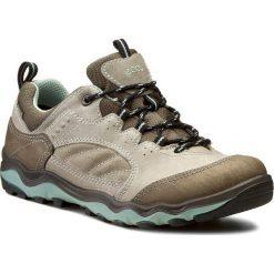 Buty trekkingowe damskie: Trekkingi ECCO - Ulterra GORE-TEX 82312358729  Warm Grey/Sage/Ice Flower