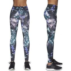 Spodnie damskie: Bas Black Legginsy damskie Andromeda r. L