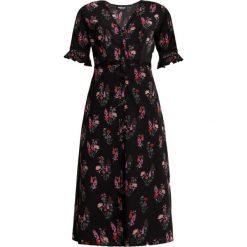 Długie sukienki: Fashion Union INDIE Długa sukienka black