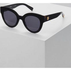 Max Mara MM FLAT I Okulary przeciwsłoneczne black. Czarne okulary przeciwsłoneczne damskie aviatory Max Mara. Za 949,00 zł.