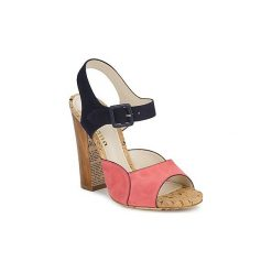 Sandały John Galliano  AN3571. Czerwone sandały damskie marki John Galliano. Za 2215,20 zł.