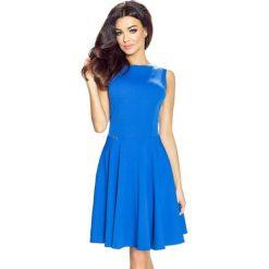 Sukienki: Ariane – sukienka z francuskim cięciem i spódnicą z koła chaber