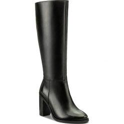 Kozaki LASOCKI - 70978-01 Czarny. Czarne buty zimowe damskie Lasocki, ze skóry ekologicznej, na obcasie. Za 349,99 zł.