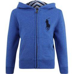 Polo Ralph Lauren TOPS Bluza rozpinana new iris. Niebieskie bluzy chłopięce Polo Ralph Lauren, z bawełny. Za 319,00 zł.