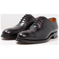 Buty wizytowe męskie: Cordwainer ASIER Eleganckie buty elba black