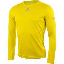 Koszulka do biegania męska ADIDAS RUN LONGSLEEVE TEE / B43377. Białe koszulki sportowe męskie marki Adidas, m. Za 59,00 zł.