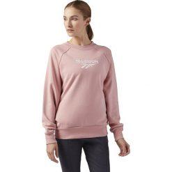 Bluza Reebok LF Cotton Cover Up (CF3949). Szare bluzy damskie marki Reebok, l, z dzianiny, casualowe, z okrągłym kołnierzem. Za 139,99 zł.