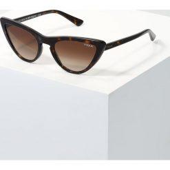 Okulary przeciwsłoneczne damskie: VOGUE Eyewear GIGI HADID Okulary przeciwsłoneczne brown gradient