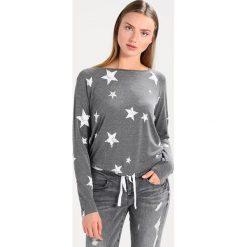Bluzki asymetryczne: Juvia STAR LONG SLEEVE Bluzka z długim rękawem graphite melange