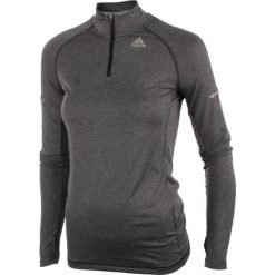 Bluzy sportowe damskie: bluza do biegania damska ADIDAS SEQUENCIALS RUN HALF ZIP LONGSLEEVE / AI7457 – bluza do biegania damska ADIDAS SEQUENCIALS RUN HALF ZIP LONGSLEEVE