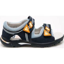 Bartek - Sandały dziecięce. Szare sandały chłopięce Bartek, z gumy. W wyprzedaży za 169,90 zł.