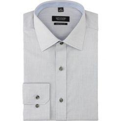 Koszula bexley 2568 długi rękaw custom fit szary. Szare koszule męskie Recman, m, z długim rękawem. Za 139,00 zł.