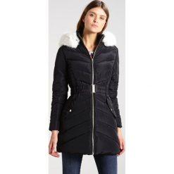 Płaszcze męskie: Dorothy Perkins LUXE BELTED PADDED MOVE ON Płaszcz zimowy black