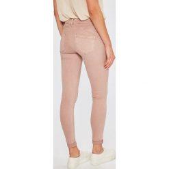 Answear - Jeansy. Szare jeansy damskie marki ANSWEAR. W wyprzedaży za 59,90 zł.