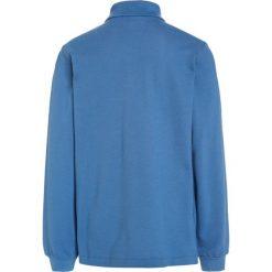 Lacoste PJ8915 Koszulka polo wave blue. Szare bluzki dziewczęce bawełniane marki Lacoste. W wyprzedaży za 231,20 zł.