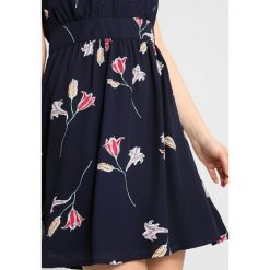 Sukienki hiszpanki: Vero Moda Petite VMELENA CAP SLEEVE SHORT DRESS Sukienka letnia night sky