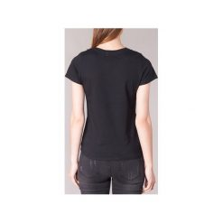 T-shirty z krótkim rękawem Yurban  FIALA. Czarne t-shirty damskie Yurban, l. Za 71,20 zł.
