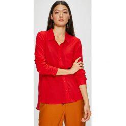 Haily's - Koszula Jolly. Czerwone koszule wiązane damskie Haily's, l, z tkaniny, casualowe, z długim rękawem. W wyprzedaży za 69,90 zł.