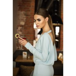 Sukienki: Sukienka koktajlowa z odsłoniętymi plecami mini