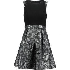 Sukienki hiszpanki: Laona Sukienka koktajlowa black/silver
