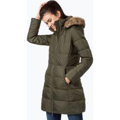 Płaszcze damskie pastelowe: Tommy Hilfiger - Płaszcz puchowy damski – NEW NINA, zielony