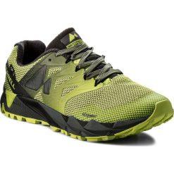 Buty do biegania męskie: Buty MERRELL - Agility Peak Flex 2 Gtx GORE-TEX J98253 Acid Lime