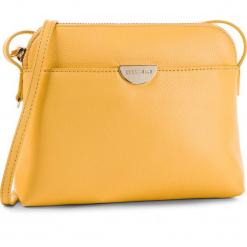 Torebka COCCINELLE - CV3 Mini Bag E5 CV3 55 D3 07 Spark J00. Żółte listonoszki damskie Coccinelle, ze skóry. Za 699,90 zł.