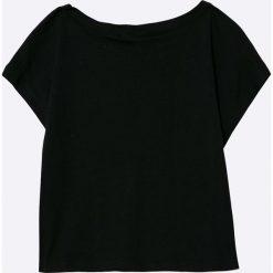 Blukids - Bluzka + top dziecięcy 134-164 cm. Różowe bluzki dziewczęce marki Mayoral, z bawełny, z okrągłym kołnierzem. W wyprzedaży za 39,90 zł.