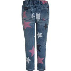 GAP TODDLER GIRL TAPE Jeans Skinny Fit multi dark indigo. Niebieskie rurki damskie GAP, z bawełny. Za 139,00 zł.