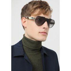 Prada Okulary przeciwsłoneczne grey gradient. Szare okulary przeciwsłoneczne damskie lenonki marki Prada. Za 1059,00 zł.