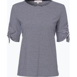 T-shirty damskie: talk about – T-shirt damski, niebieski