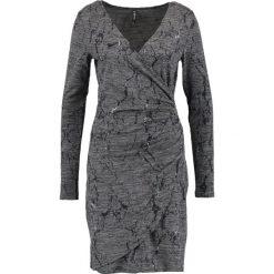 Sukienki hiszpanki: Smash AVELINA Sukienka z dżerseju dark grey