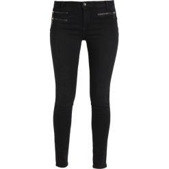 Liu Jo Jeans BOTTOM UP CHARMING Jeans Skinny Fit black. Czarne boyfriendy damskie Liu Jo Jeans, z bawełny. W wyprzedaży za 486,85 zł.