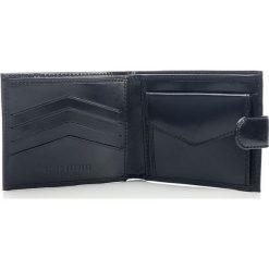 Ekskluzywny portfel męski Paolo Peruzzi. Czarne portfele męskie marki Paolo Peruzzi, ze skóry. Za 109,90 zł.