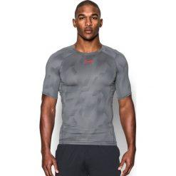 Under Armour Koszulka męska Printed ShortSleeve szara r. XL (1257477-042). Szare koszulki sportowe męskie marki Under Armour, z elastanu, sportowe. Za 149,00 zł.
