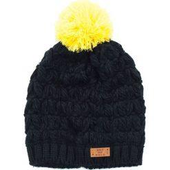 Czapka damska Tyrol czarna. Czarne czapki zimowe damskie marki Art of Polo. Za 36,52 zł.