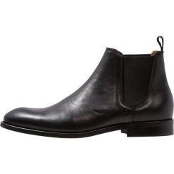 Bianco DRESS CHELSEA Botki black. Czarne botki męskie marki Bianco, z materiału. Za 549,00 zł.