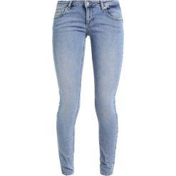 Liu Jo Jeans BOTTOM UP DIVINE Jeans Skinny Fit  denim blue. Niebieskie rurki damskie Liu Jo Jeans, z bawełny. Za 479,00 zł.
