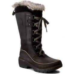 Buty zimowe damskie: Śniegowce SOREL – Torino High Premium NL2784-010 Black/Kettle
