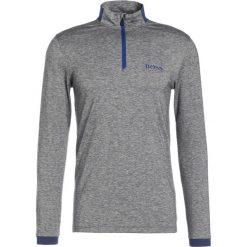 Koszulki sportowe męskie: BOSS Green PEKERUM  Koszulka sportowa medium grey