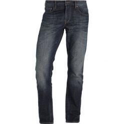 BOSS CASUAL Jeansy Straight Leg navy. Niebieskie jeansy męskie BOSS Casual. Za 509,00 zł.