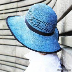 Kapelusze damskie: kapelusz ażurowy