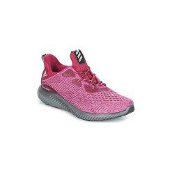 Buty do biegania adidas  ALPHABOUNCE EM W. Czarne buty do biegania damskie marki Adidas, z kauczuku. Za 335,30 zł.