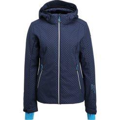 CMP WOMAN ZIP HOOD Kurtka narciarska navy. Czerwone kurtki damskie narciarskie marki CMP, z materiału. W wyprzedaży za 639,20 zł.