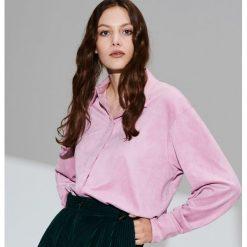 Różowa koszula - Różowy. Czerwone koszule damskie marki Reserved, l. Za 79,99 zł.