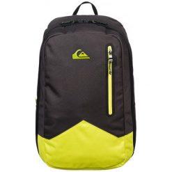 Quiksilver Plecak Sportowy New Wave Plus Sulphur Spring. Czarne plecaki męskie marki Quiksilver. W wyprzedaży za 189,00 zł.