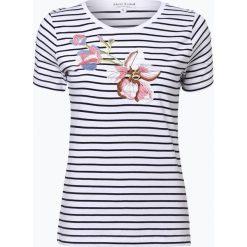 Marie Lund - T-shirt damski, czarny. Czarne t-shirty damskie Marie Lund, xxl, z haftami. Za 69,95 zł.