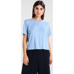 T-shirty damskie: someday. KLIEN Tshirt basic blue bell