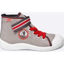 Befado - Trampki dziecięce. Szare buty sportowe chłopięce Befado, z gumy. W wyprzedaży za 42,90 zł.