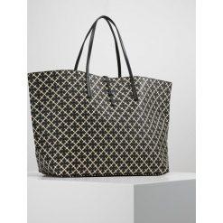 Shopper bag damskie: By Malene Birger GRINOLAS Torba na zakupy black/beige